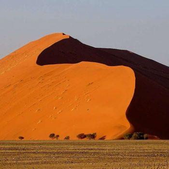 The Dunes of Namib-Naukluft National Park.