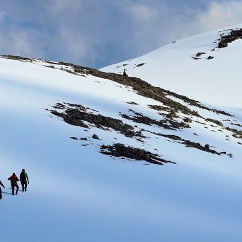 Hiking in Romsdalen