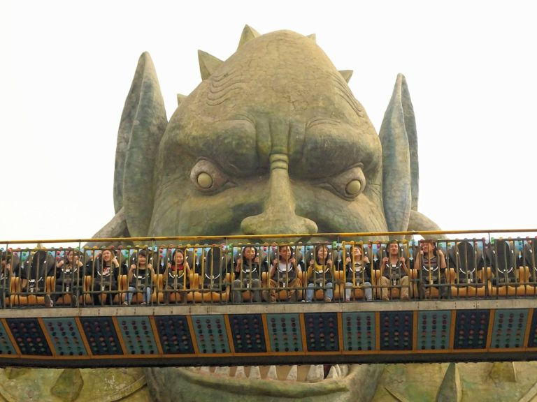 Chinese Shrek is going to eat you.