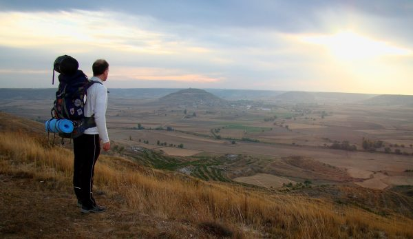 Hiking the Camino de Santiago, there's a lot of time for reflection.