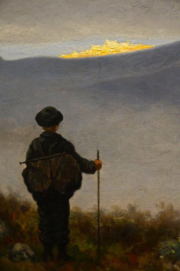 """Soria Moria"", by Theodor Kittelsen."
