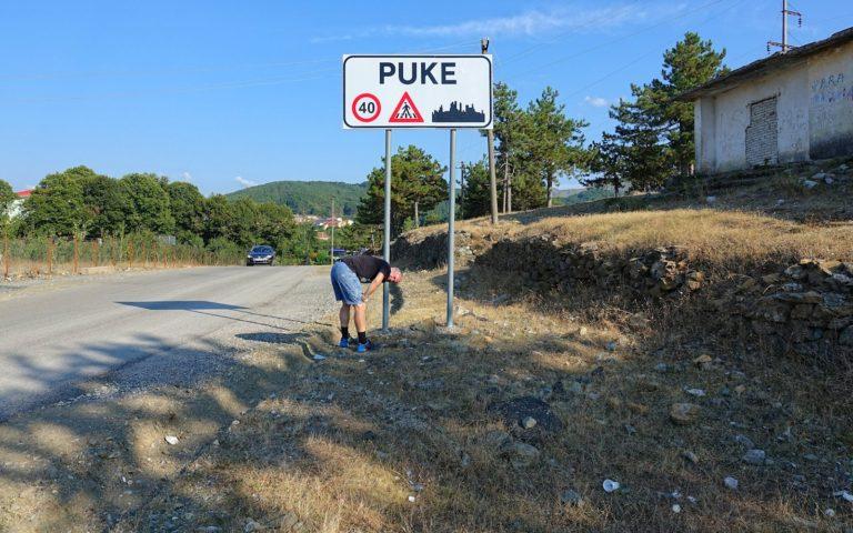 A town called Puke.