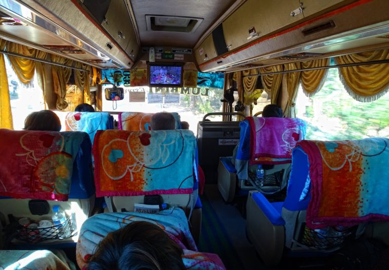 Travel in style in Myanmar with the Lumbini Express