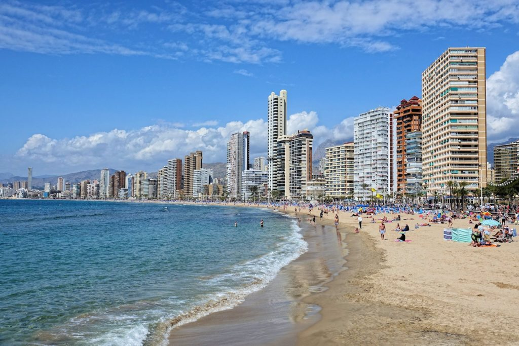 One day in Benidorm, Spain | Bjorn Free
