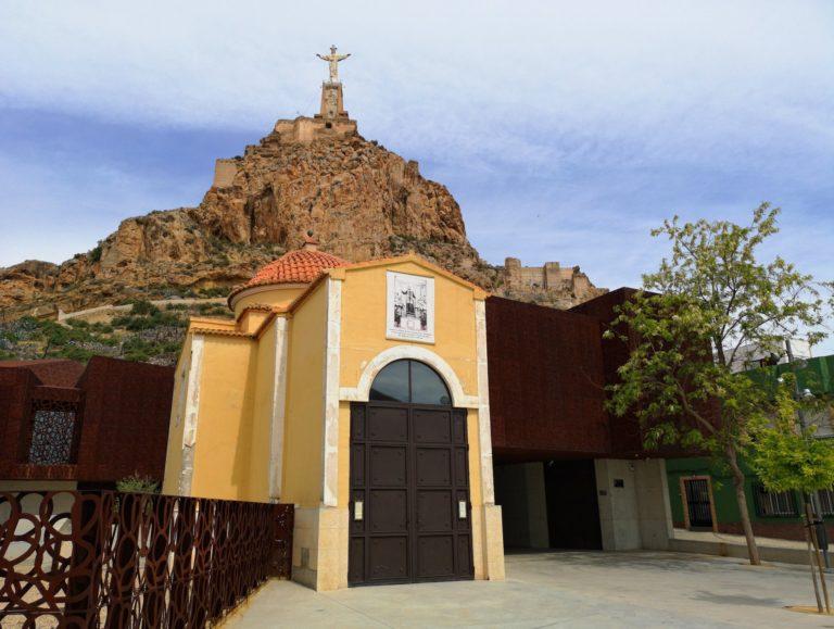 The giant Jesus of Monteagudo, Spain.