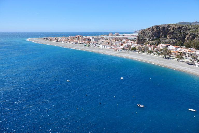 Calahonda on Spain's Mediterranean coast.