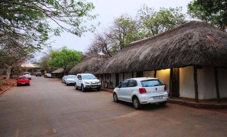 Photo of Punda Maria Rest Camp in Kruger Park, South Africa.