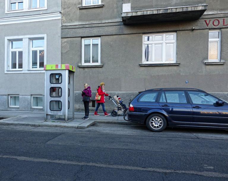 Photo of geocaching in Vienna/Wien.