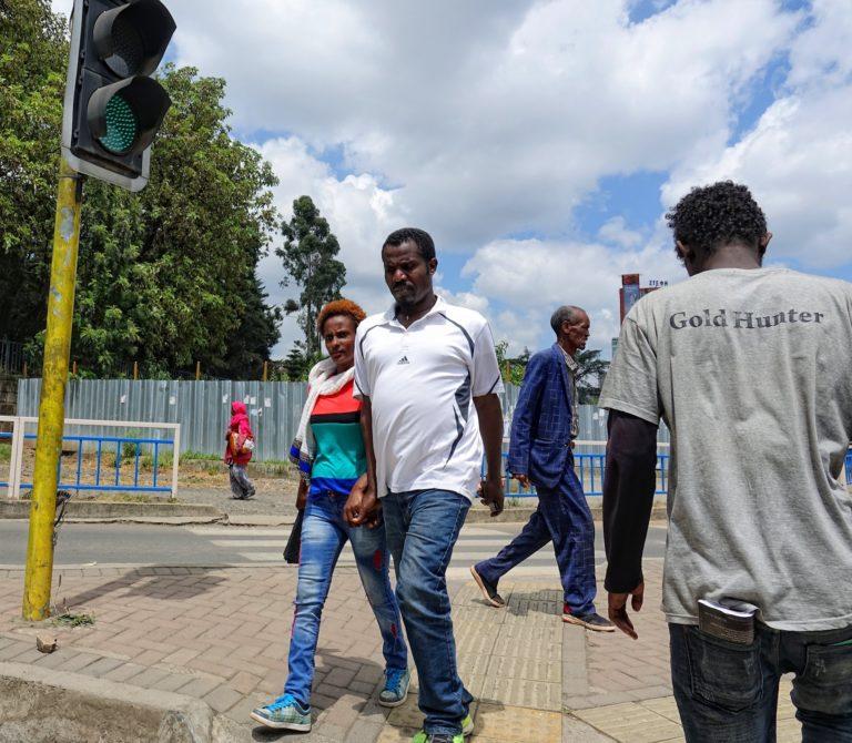 Photo of people of Addis Ababa, Ethiopia