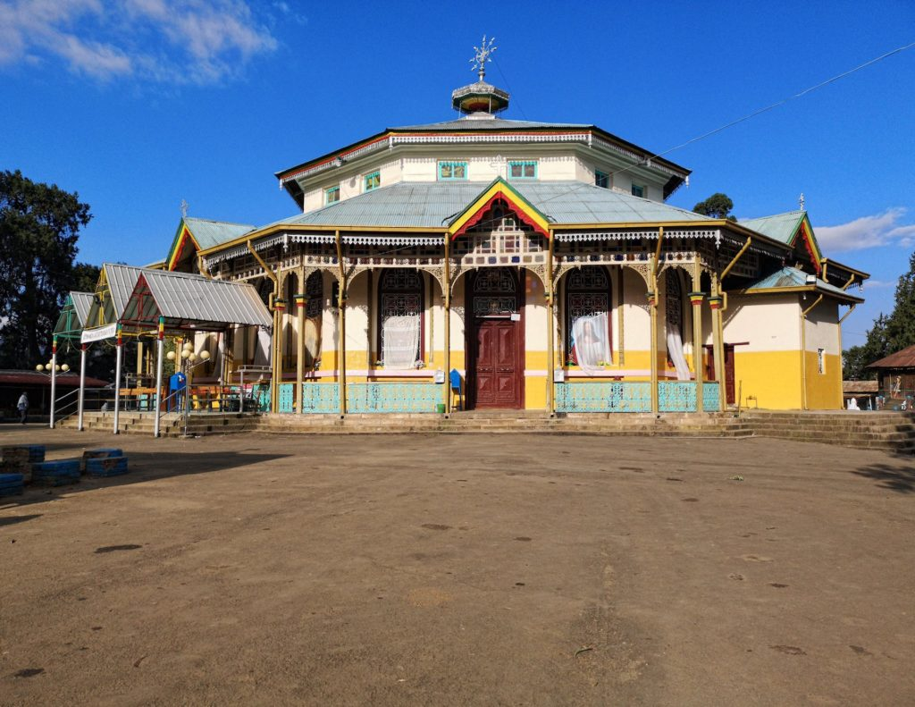 Photo of Saint Gabriel Church, Addis Ababa, Ethiopia