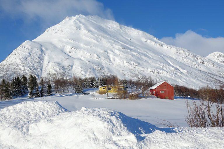 Photo of Kongsviktinden