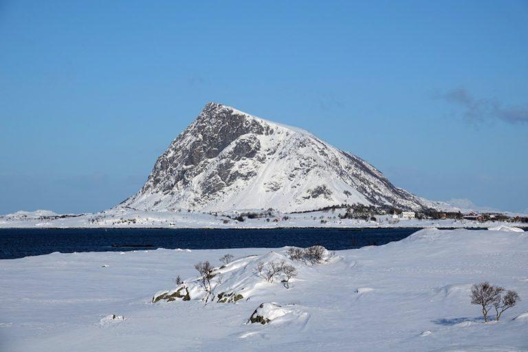 Photo of Hoven in Lofoten, Norway