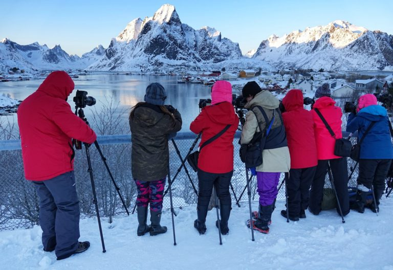 Photo of photography course in Reine, Lofoten
