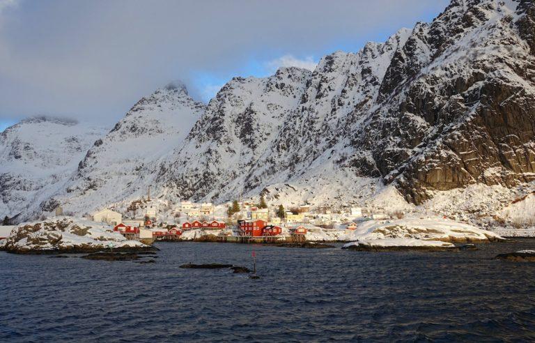 Photo of Å, a living fishing village museum