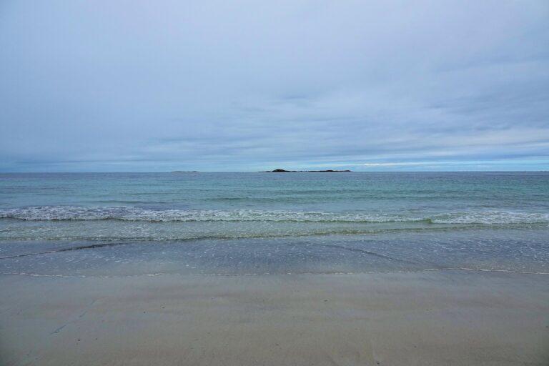 Photo of Blimsanden beach.