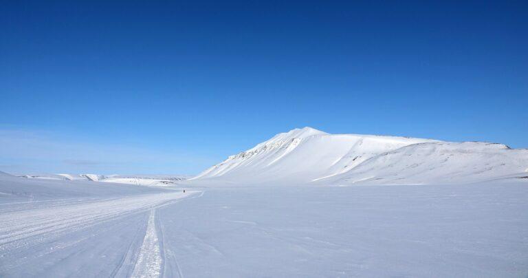Photo of Eskerdalen, Svalbard.